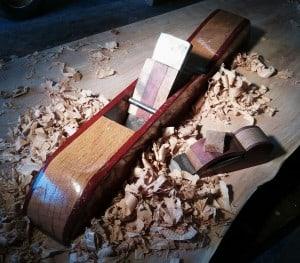 Handmade Wood Planes