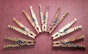 Kevin's Quality Clothespins Factory Firsts