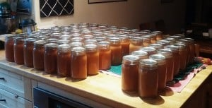 this years canned applesauce