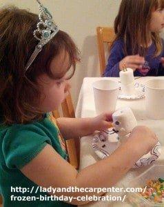 Building a Snowman Activity