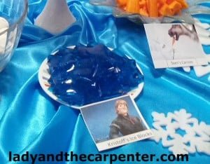 Kristoff's Ice Blocks