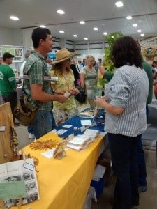 Talking to Wranglerstar at Mother Earth News Fair
