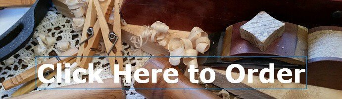 Wooden Clothespins, Cuttign Boards, Rolling Pins & Wooden Toys