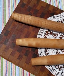 French style rolling pins