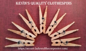 Best Clothespin ray
