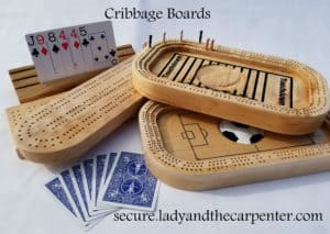 Cribbage boards for sale
