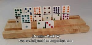 Domino holders for sale