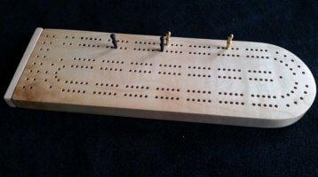 Cribbage Board SALE